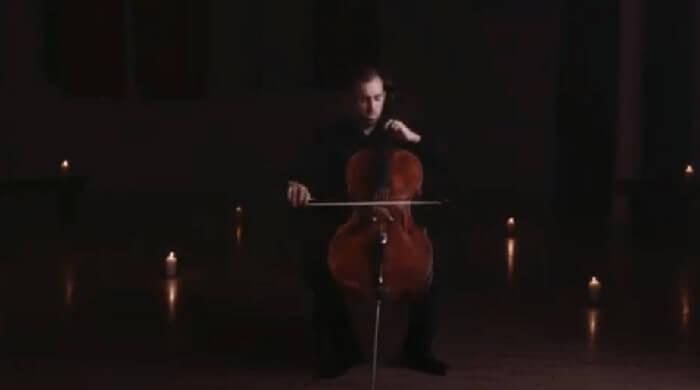 Andrea Casarrubios SEVEN for solo cello Thomas Mesa