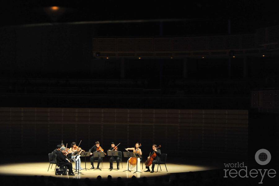 Arsht Center Mendelssohn Octet with Itzhak Perlman Thomas Mesa