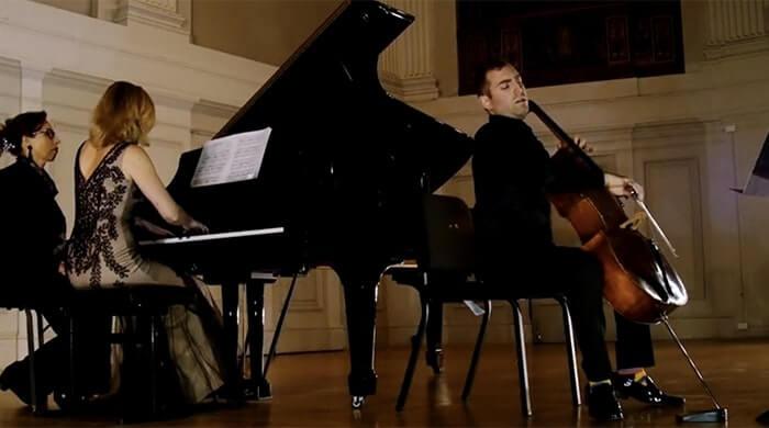 Chamber Music by Joaquin Rodrigo Siciliana Thomas Mesa