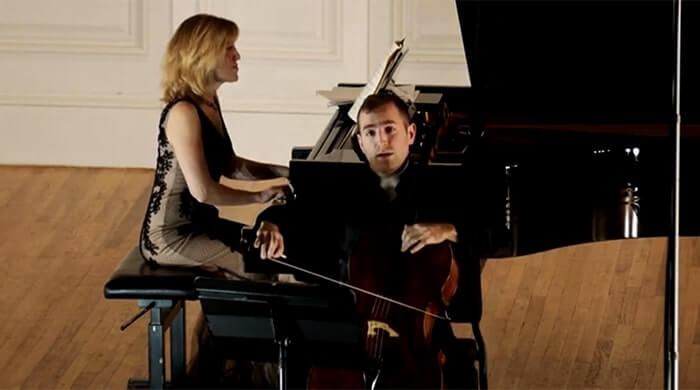 Chamber Music by Joaquin Rodrigo Sonata a la breve Thomas Mesa