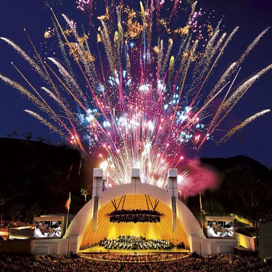 LA Philharmonic Thomas Mesa