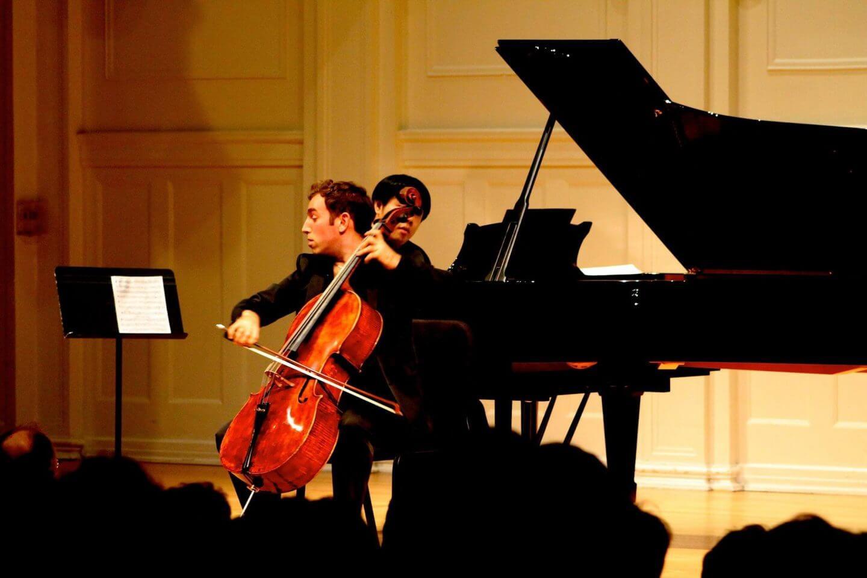 Paganini with Larry Weng Thomas Mesa
