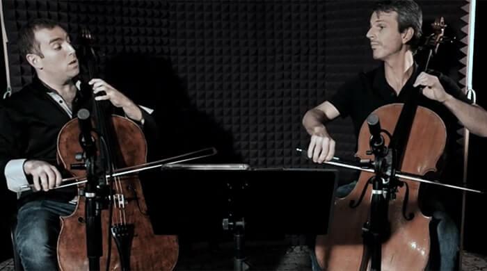 Reinhold Gliere Duet for Cellos Thomas Mesa Cello