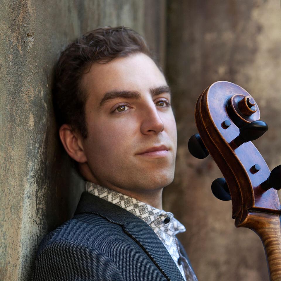 Thomas Mesa An Ensemble Musician