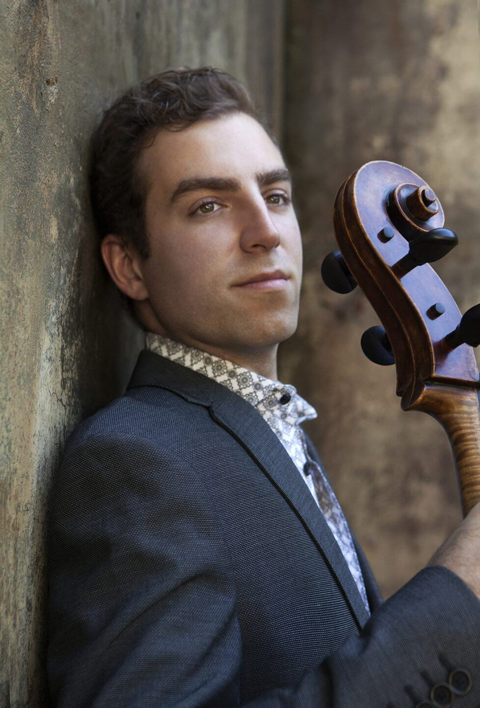 Thomas Mesa Cuban American cellist