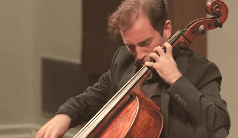Beethovens Sonata in A major Thomas Mesa Cello