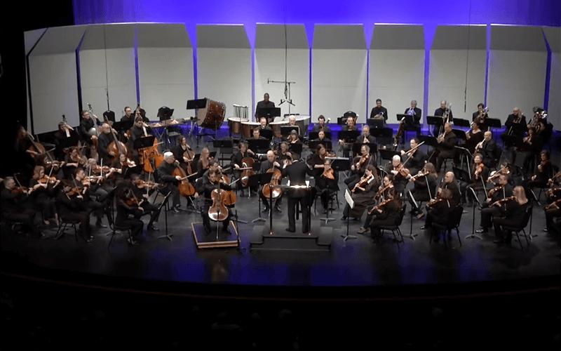 Elgar Cello Concerto mvt